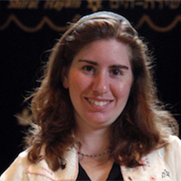 Rabbi Rachel Schoefeld
